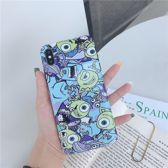 Cartoon Toy Story Woody Alien cover for iphone