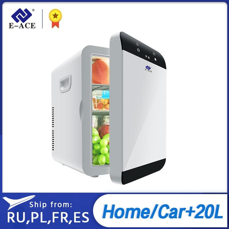 Дропшиппинг E-ACE M08 Mni холодильник автомобильный холодильник 12V емкость портативный холодильник для кемпинга для дома на открытом воздухе ох...