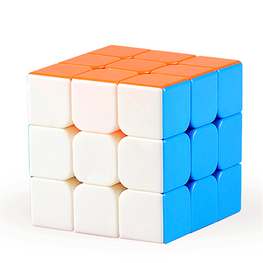 Magic Cubes Stress Reliever Cubos Magicos Puzzles Speed Cubes Brinquedo Educativo Antistress Puzzle New Cube Kids Toys EE50MF(China)