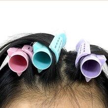 Волшебные бигуди для ухода за волосами натуральные пушистые