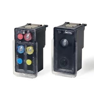 Image 3 - GraceMate için yeniden doldurulabilir mürekkep kartuşu değişimi Canon PG 210 CL 211 Pixma IP2700 IP2702 MP240 MP250 MP260 MP270