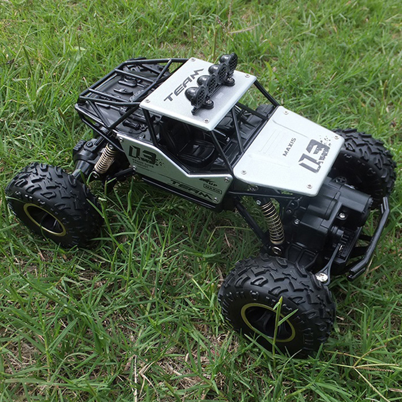 27cm Off-road RC <font><b>car</b></font> Dirt bike with Four-Wheel Model climbing vehicle high speed remote control Racing <font><b>Car</b></font> <font><b>electronic</b></font> <font><b>Kids</b></font> Toys image