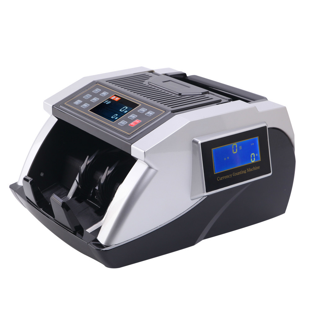 Taiwan Money value counter TWD Fake banknotes detector Show total value  Bill counter for Taiwan market
