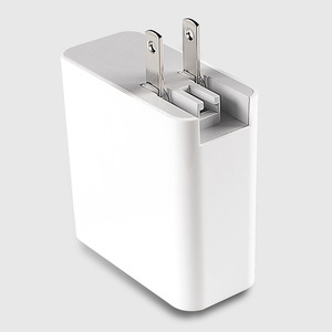 Image 2 - 42W 45W 57W 60W 65W type c chargeur mural 30w + 5V 2.4A chargeur de voyage alimentation PD pour MacBook Pro Samsung Galaxy Note 9/S9