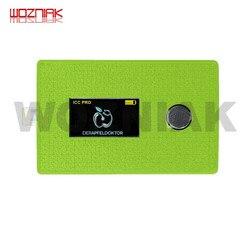 ICC PRO Tester Dock Flex, controlador USB de prueba IC y dispositivo vcc_principal/vdd_puerto de carga principal, Power Pystem y cable de alimentación principal
