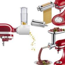 Kitchenaid из 3 предметов паста микроволновая печь набор аксессуаров