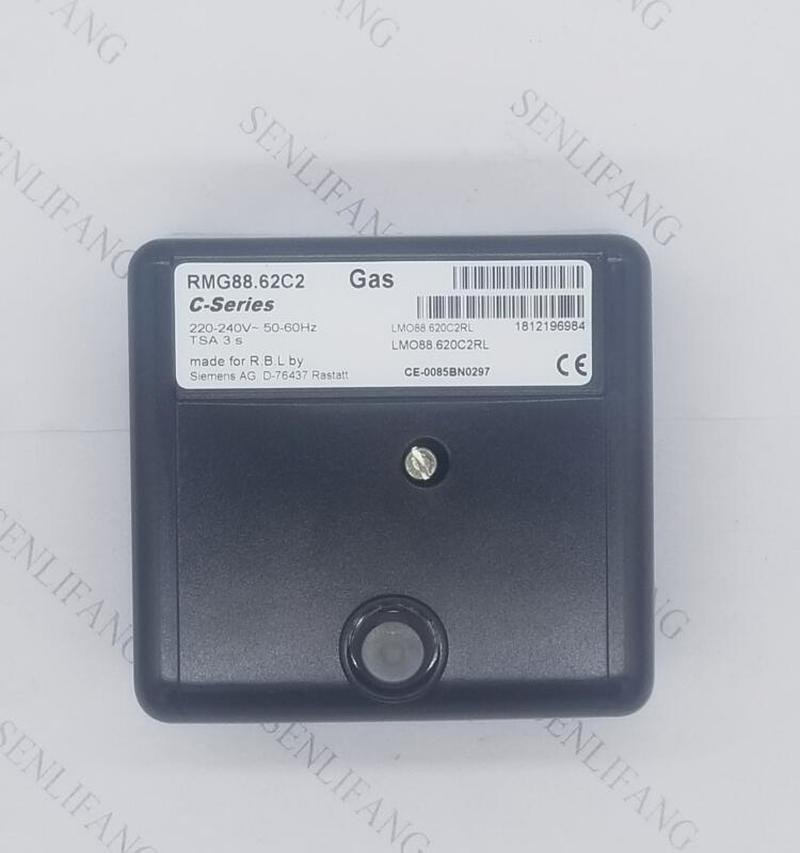 NEW RMG88.62C2 Control Box For RIELLO FS/RS Gas Burner RBL Control Box One Stage Burner Controller One Year Warranty