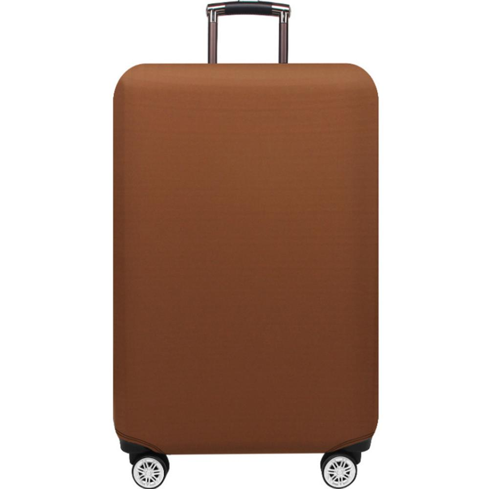 Wear-resistant Box Cover Luggage Cover Pull Rod Travel Luggage Dust Cover Thicker Protective Cover Trunk Case Apply To 18''-32''