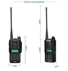 Image 5 - 2 шт. Высокая мощность 10 Вт Baofeng UV 9R plus Водонепроницаемая рация двухстороннее радио Любительское радио cb радио comunicador рация