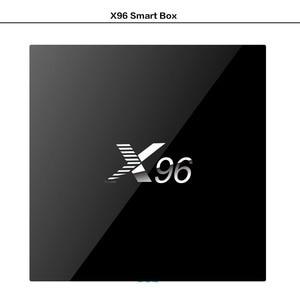 Image 2 - KINGOTT X96 Android smart tv box панель для Франции, Франции, Испании, Португалии, Бельгии реселлер tv box только, без канала или приложения включены