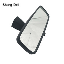 Car Inner Rearview Mirror Interior Mirror for Peugeot 207 307 Accessories