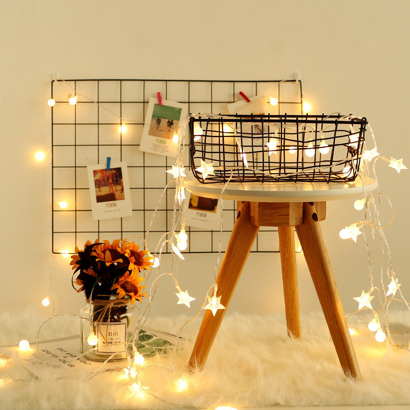 Ins Nordic Home Wall Decoration Iron Grid Decor Photo Frame Postcards DIY Wall Art Display Storage Rack Holder Shelf Organizer 4