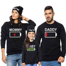 Plus Size Family Look Matching Outfits New Casual Autumn Mother Daughter Father Son Boy Girl Cotton Clothes Set Clothing