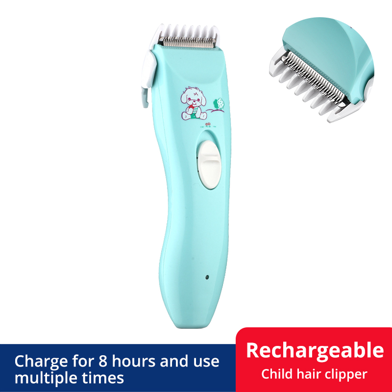 Baby Hair Trimmer Electric Hair Clipper USB Baby Shaver Cutting Baby  Care Cutting Remover Rechargeable Quietkids Hair Cutting