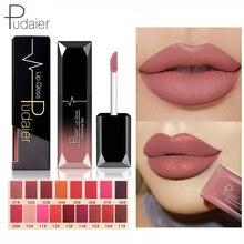 Lábios fosco batom líquido compõem cosméticos maquiagem de longa duração hidratante gloss labial maquiagem mate batom impermeável lipgloss