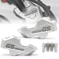 22MM elevadores de manillar de aleación de aluminio de motocicleta abrazaderas ajustables para Bmw F750GS F750 750GS 2018 +|Manillar| |  -