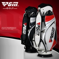 Pgm Golf Standard Bags Waterproof Retractable Sport Package High Capacity Golf Caddy Staff Bags Golf Club Organizer Bag