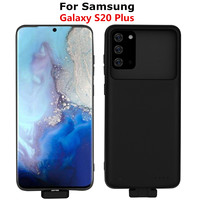 Batterie Ladegerät Fällen Für Samsung Galaxy S20 Plus Magnetische Batterie 5000mAh Power Bank Abdeckung für Samsung S20 Plus Lade fällen