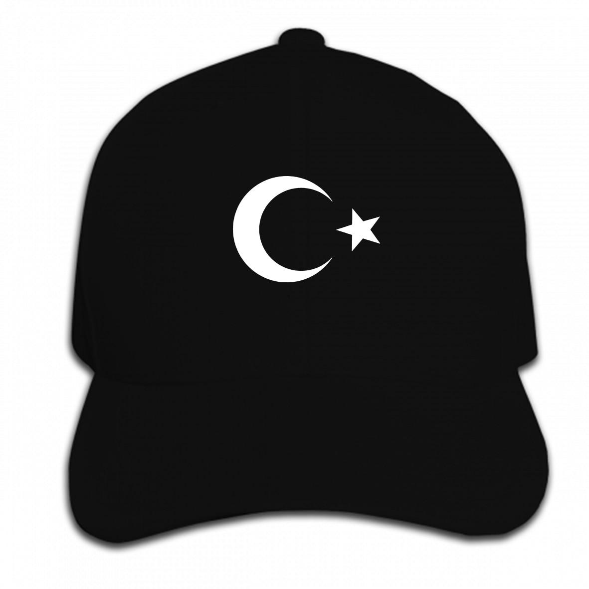 Print Custom Baseball Cap Summer National Turkish Flags Men Turkey Mens Camisetas  Hat Peaked Cap