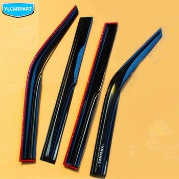 For Geely LC Cross,GC2-RV,GX2,Emgrand Xpandino, LC,Panda,Pandino,GC2,Car window rain water deflector eyebrow,visor wind guard