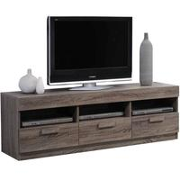 Tribesigns Mid Century Modern TV Stand for 59 TV, Entertainment Center in Living Room