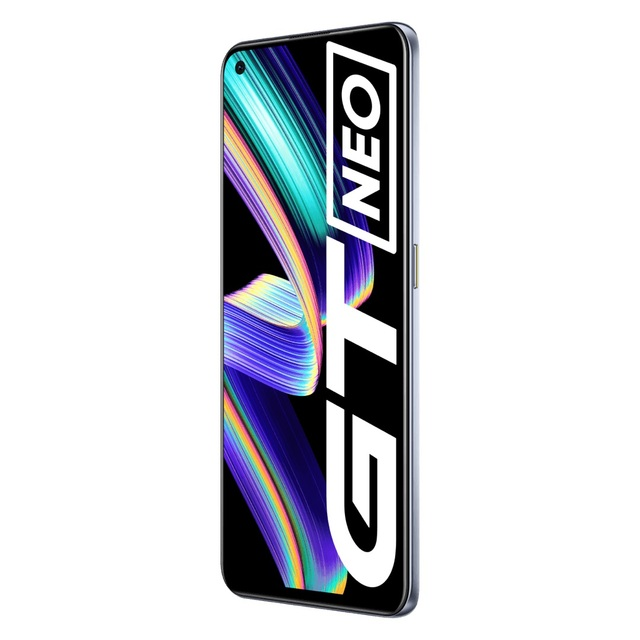 """realme GT Neo Flash version  5G Mobile Phone Dimensity 1200 Octa Core 6.43""""120Hz Super AMOLED 50W Fast Charge 64MP WIFI6 NFC 3"""