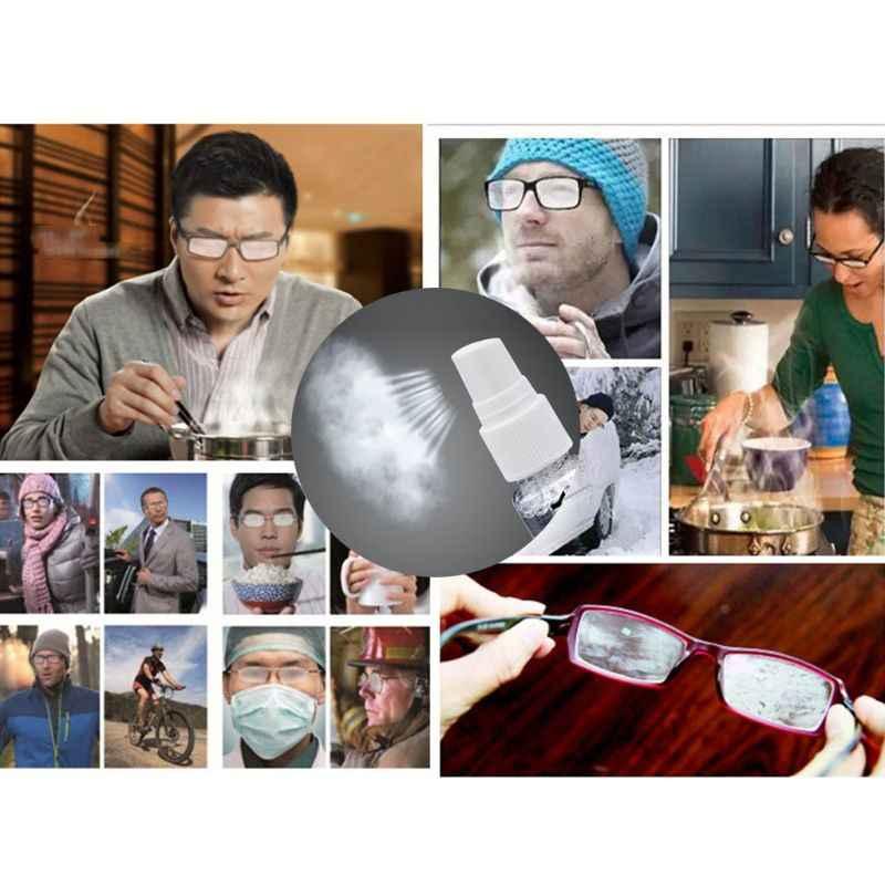 Anti Fog Spuiten Lenzenvloeistof Lens Defogger Bril Veiligheidsbril Ski en Duik Maskers LX9E