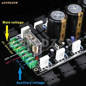Image 4 - 2ch a60 + placa do amplificador de potência 2sa1943/2sc5200 ou mjl4281a/mjl4302a referência accuphase a60 feedback atual