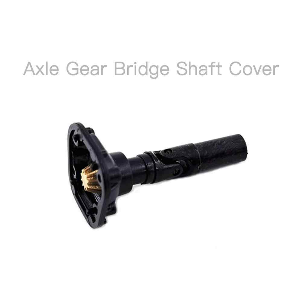 Metal Gear Bridge Axle DIY for 1//12 MN90 MN90K MN91 MN91K MN45 MN45K Model Car