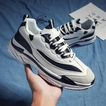 2019 Spring And Autumn Classic New MenS Shoes Low-Cut Casual Fashion Low To Help Men CZ-42