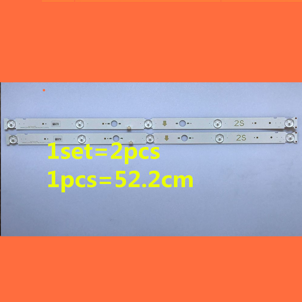 2pcs Led Backlight For Sony 32 Inch KDL-32W600D TV Strip SAMSUNG-2015SONY-TPZ32-FCOM-A05