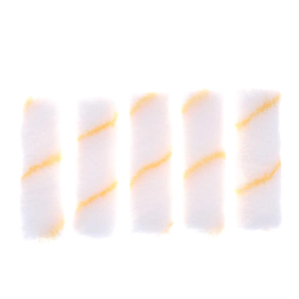 """5 pz/lotto 4 """"Rullo di Vernice Coperture Mini Rullo di Vernice Edger Trim Roller M126"""