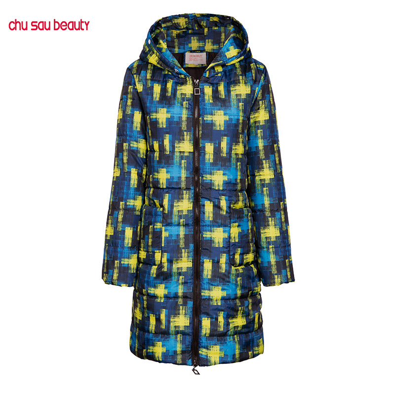 NEW long Winter Female Jacket High Quality Women Fashion Jackets Winter KOOL BOMBERS Clothing Casual   Parkas   Down Cotton coat