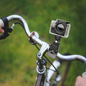Image 5 - אופני אופניים אופנוע כידון הר עבור Gopro גיבור xiaomi yi Sony RX0 X3000 X1000 AS300 AS200 AS100 AS50 AS30 AS20 AS15 AS10