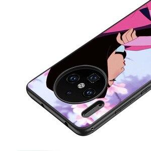 Image 5 - Soft Cover Disney Mulan Princess For Huawei P Smart 2021 2020 Z S Mate 40 RS 30 20 20X 10 Pro Plus Lite 2019 Phone Case