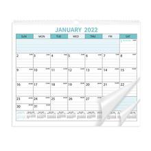 Wall Calendar 2022-2023 Calendar Jan. 2022 - Dec. 2023 Hanging Calendar Twin-Wire Bound Calendar Planner for Home Office School