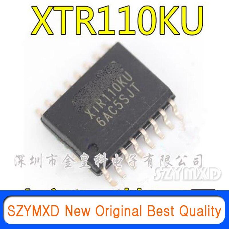 1 шт./лот новый оригинальный XTR110KU XTR110 SOP16 конвертер/передатчик чип в наличии