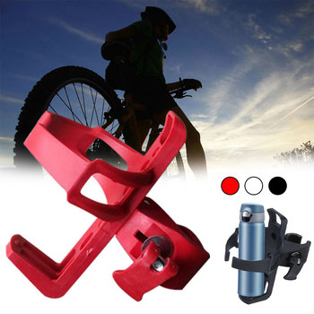 New Cycling Bicycle Cup Holder Beverage Water Bottle Drink Cup Bike Accesories Motorcycle Cup Holder Holder Quick Release image