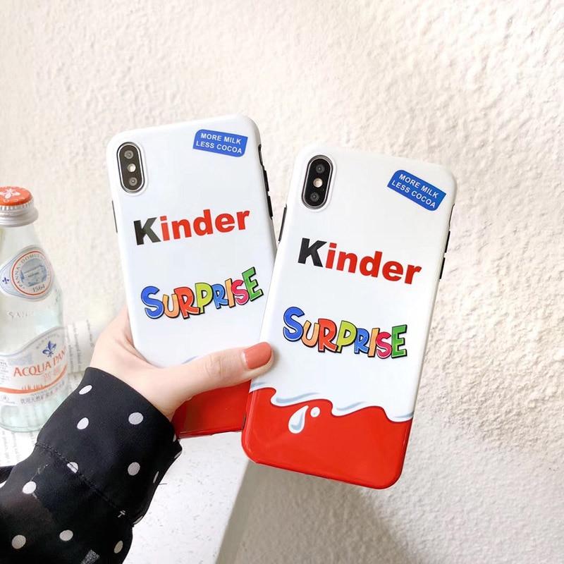 Kinder Joy Case for iPhone SE (2020) 54