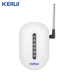 Image 3 - KERUI 7 אינץ K7 לוח מגע תצוגת WIFI GSM מעורר מערכת ISO אנדרואיד App שלט הבית מעורר אבטחה חיצוני wifi מצלמה