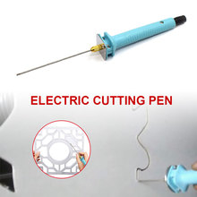 Электрическая ручка, пенопласт, набор для горячей проволоки, ножи для резки пены, электронный трансформатор и инструменты, резак для инструментов