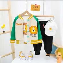 Manboy 2020 Детские повседневные комплекты одежды комплект детской