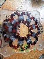 Estude sobre a energia livre do motor da bobina da geração de energia eólica para a bobina do gerador do tipo núcleo-menos de diy com bobina oca