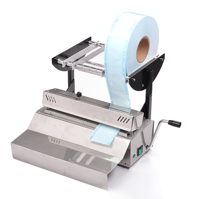 Машина для уплотнения зубов герметичный стерилизатор для автоклава с крышкой из нержавеющей стали