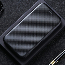 Carbon Fiber Flip Magnetic Leather Case For Sony Xperia XZ3 1 ACE 10 III Plus 8 Lite 5 1 10 II L4 Card Holder Walle Case Cover
