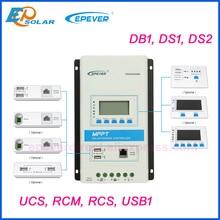 EPever серии TRIRON аксессуары 10A 20A 30A 40A Солнечный контроллер заряда ЖК модульный интерфейс модульный DS1 DS2 UCS