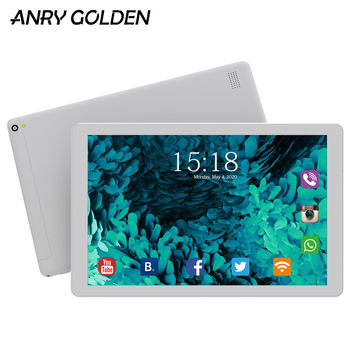 2020 Best-Sales 10 Inch 3G Phone Call Tablet Pc Android 7.0 Quad Core Google Play Youtube Dual Sim GPS Wifi Tablets 10.1 9 6 inch mtk6592 octa core 2gb 32gb android4 4 3g phone call tablet pc dual sim gps otg