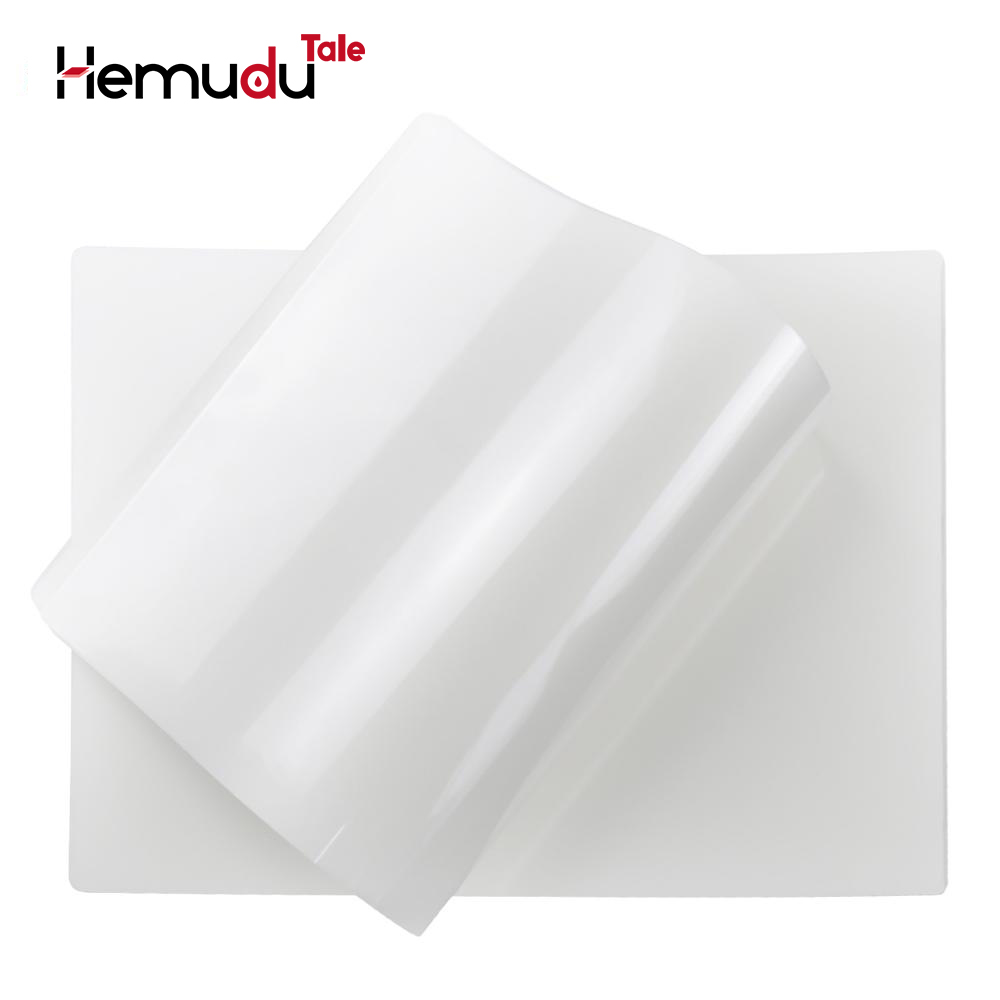 A4/3R/4R/5R 80mic Thermal Laminating Film PET+EVA For Business Card Strong Adhesive Plastifieuse