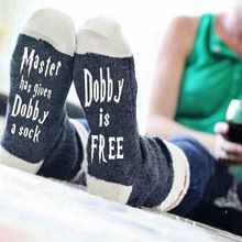 2019 Harajuku Adult Womens Socks Letter Medias Fall And In The Winter Meias New Christmas Presents Pug Funny Years