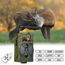 HC300M Hunting Camera   GSM12MP 1080P Photo Traps Night Vision Wildlife infrared Cameras 940NM  Hunting Trail Cameras